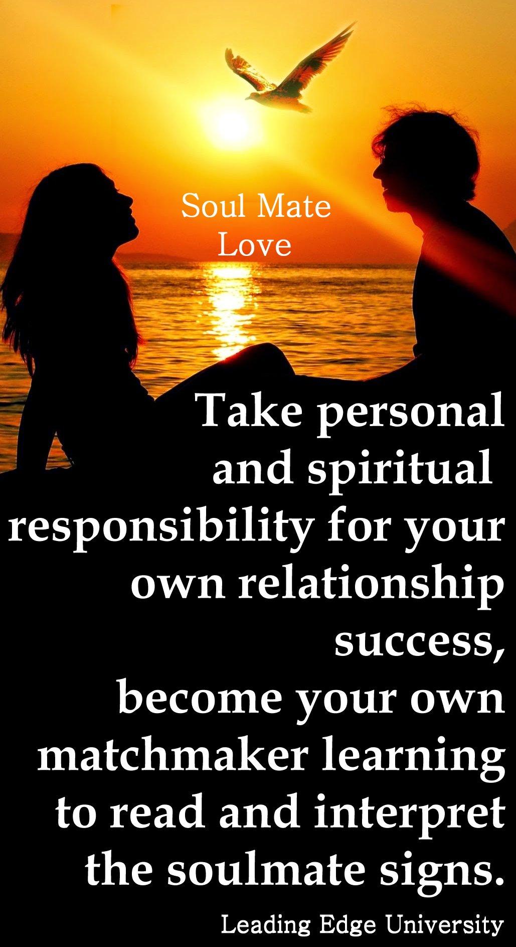 spiritual soul mate relationships