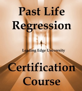 Past Life Regression Certification Course